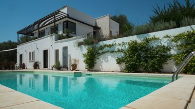 Photo for Villa - Modern Architectural Design- Private Pool - Ostuni - Wi FI