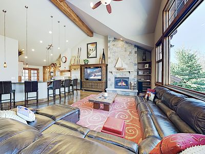 Photo for Luxe Ski Retreat near Vail & Beaver Creek w/ 2-Car Garage & Chef's Kitchen