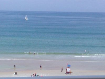 "Photo for Luxury Ocean/Beach-front Condo... ""Luscious Tranquilities"""