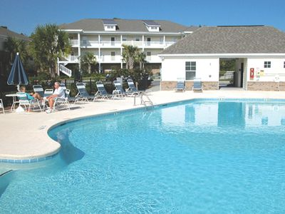 Photo for Reduced- Willow Bend @ Barefoot NMB 2BR 2BA/2 Pools/Golf Views