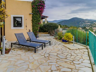 Photo for 3 bedroom Villa, sleeps 7 in Saint-Clair with Pool and WiFi