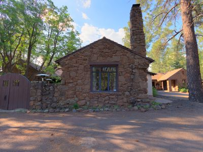 Photo for The Hideaway at The Historic Colton House, sleeps 3