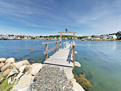 Photo for Harborview Waterfront Penthouse w/ Private Dock & Kayaks - Near Footbridge