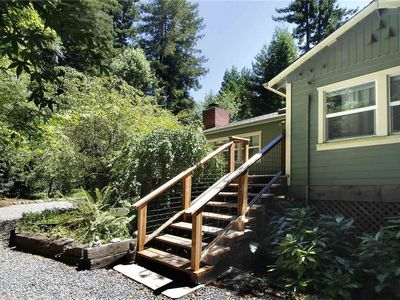 Photo for 2BR House Vacation Rental in Cazadero, California