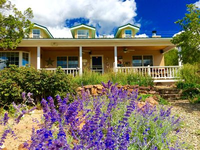 Photo for Brinkley House at Sustainable Sunny Mellow Eco Villa