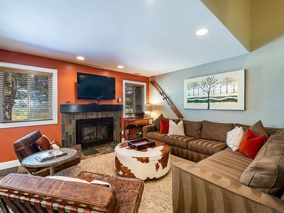 Photo for Steps Away from the Lift!! Gorgeous Home at the Base of Park City/Canyons