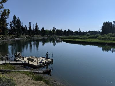 Photo for Great Home, minutes outside of Sunriver on the Deschutes River.