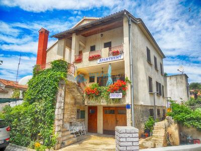 Photo for Apartment 279/619 (Istria - Vrsar), Beach front accommodation, 100m from the beach