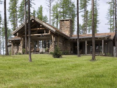 Photo for Modern Cabins With A Rustic Feel Just 15 Minutes From Whitefish