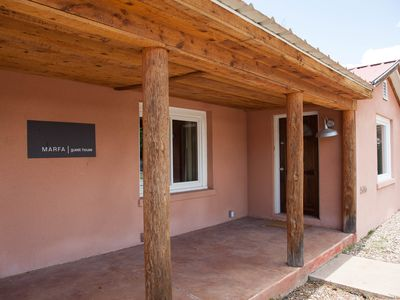 Photo for Marfa's Best-Chic & Comfortable 4 Bedroom Guest House-Marfa6o8