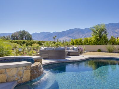 Gorgeous Outdoor spaces / Palm Springs Vacation Rental