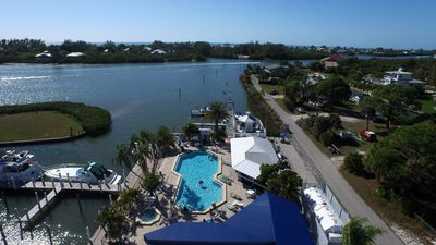 Photo for Beautiful Water view Marina side, Nicely Decorated Condo with Pool,  A1115MB