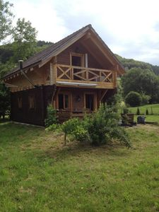 Photo for Rental chalet vosges calm nature ski Hiking