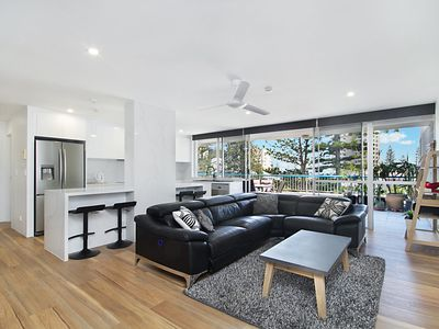 Photo for Border Terrace unit 6 - NEWLY RENOVATED Large apartment walk to beaches and clubs