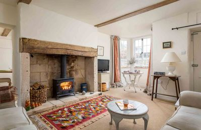 Photo for Pear Tree Cottage is a very stylish property situated in the peaceful rural village of Cherington