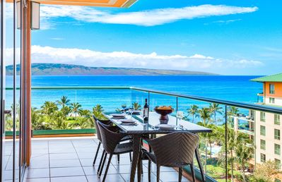 Photo for Maui Resort Rentals: Honua Kai - 3 Total Bedrooms,  Stunning 8th Floor Ocean Views!