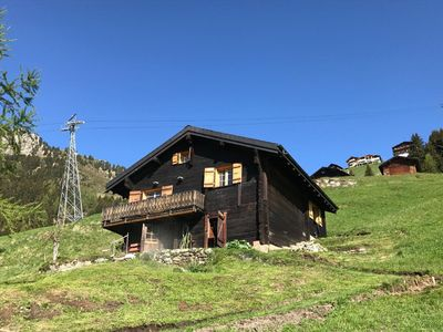 Photo for Holiday cottage Riederalp for 5 persons with 3 bedrooms - Holiday home