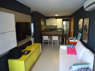 Photo for Muro Alto - Flat Malawi - trousseau full- up to 6 people