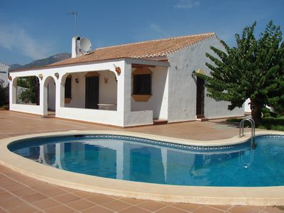 Photo for Ref. 1094 Villa 3 bedrooms, Private pool, Parking