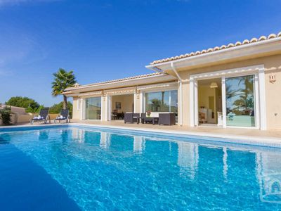 Photo for 3 bedroom Villa, sleeps 6 in Paratella with Pool, Air Con and WiFi