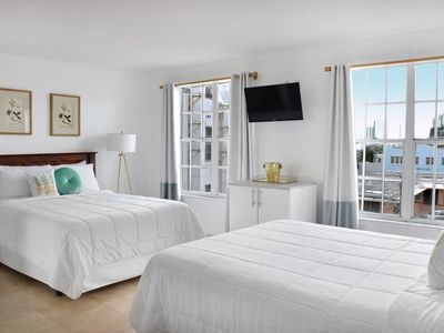 Photo for OCEAN DRIVE! 3 UNITS FOR 12, STEPS TO THE OCEAN, HOUSEKEEPING