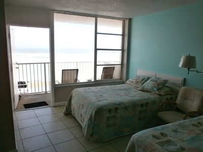 Photo for DIRECT OCEANFRONT AFFORDABLE DAYTONA BEACH CONDO
