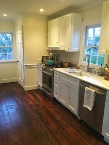 Photo for Newly Renovated 1 Bedroom 1.5 Bath Apartment in Historic Charleston Single House