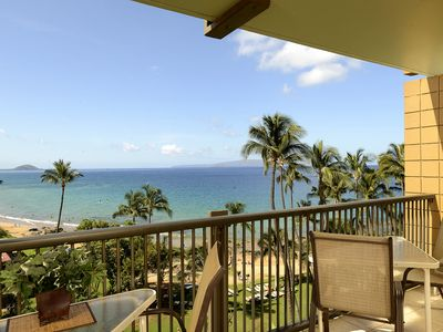 Photo for Gorgeous Oceanfront Mana Kai Maui 2 Bedroom Condo! - January 15% OFF Special!!!