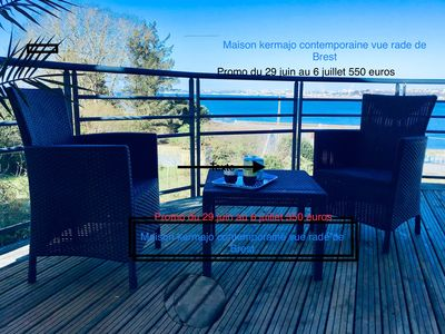 Photo for Gite Kermajo harbor of brest plougastel promo 500 euros from May 4th to 11th