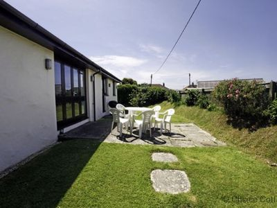 Photo for CROYDE PEACH COTTAGE | 3 Bedrooms | Sleeps 6 | Pets  | 5 Minute walk to beach