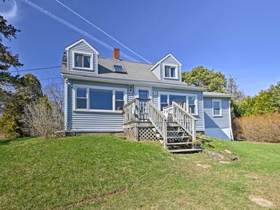 Photo for NEW! Waterfront Tidal Cove Cottage-Kayak & Views!