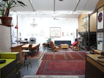 Photo for Large loft calm and bright artist studio between Bastille and Père Lachaise