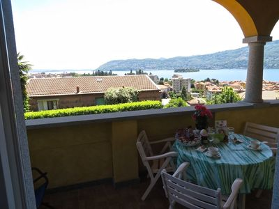 Photo for Apartment Margo' 2 completely new in Verbania Suna