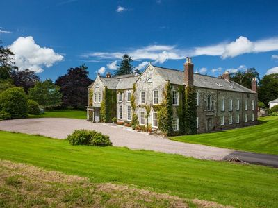 Photo for 8-bedroom mansion located close to Exmoor and the North Devon coast with onsite leisure facilities