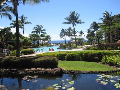 Photo for Ocean Front Luxury Escape to Maui
