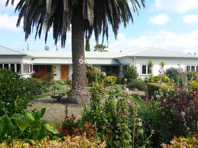 Photo for Tranquil Farmhouse Getaway - 10 Min Drive to Town