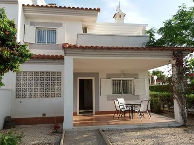 Zenia Mar Complex, 3 Bedroom 2 Bathroom Quad Villas in  Playa Flamenca, Spain