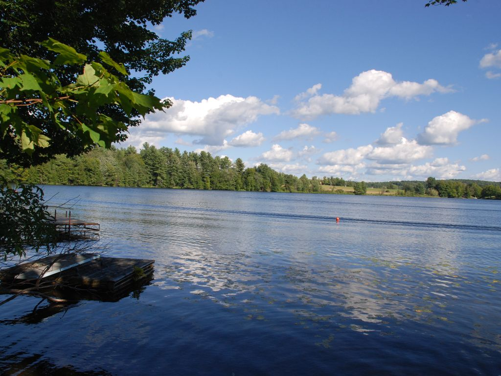 A Peaceful Getaway On Guilford Lake, In The Beautiful Country Of Guilford,  NY