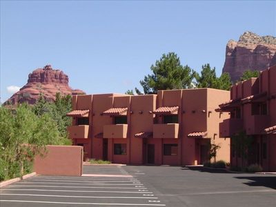 Bell Rock Vista -  Great Location and Views; Free Golf, Spa, or Bike Rental