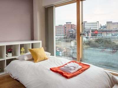 Photo for Comfort-Apartment-Private Bathroom-City View