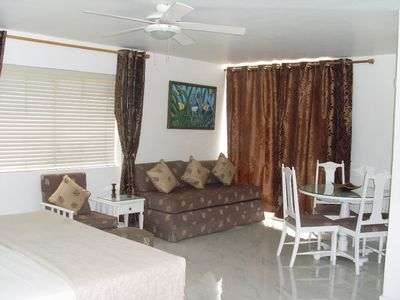 Photo for Luxurious beach  front self-catering apartment in the heart of Ocho Rios Jamaica
