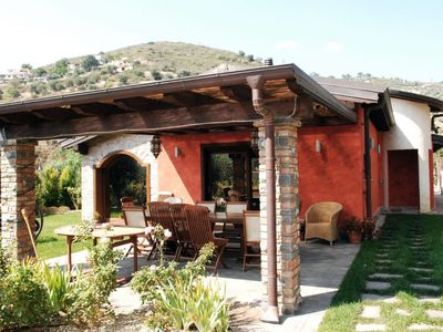 Photo for Vacation home Villa Monterosso (IMP420) in Imperia - 12 persons, 4 bedrooms
