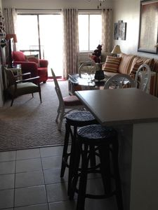 Living Room / Dining Area