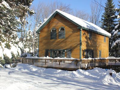 Photo for Ski Chalet - 1/4 mile from Mount Snow