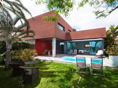 Photo for Villa with private pool Salobre Villas Tabaibas I