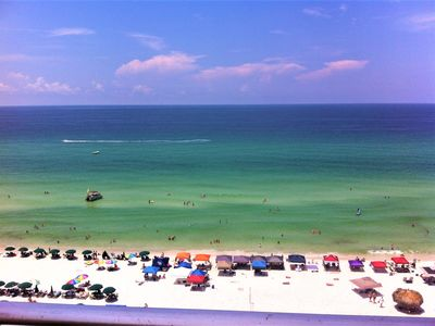 Photo for ***FREE BEACH CHAIR SERVICE!!  GULF FRONT 3 Bedroom!  Free private Wifi!