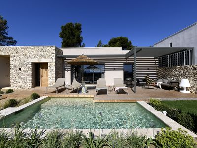 """Photo for The lodges in Provence - Villa """"Garrigue"""""""