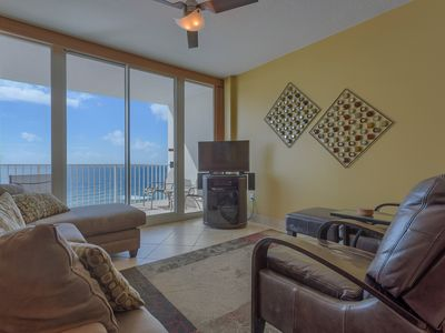 Photo for Lighthouse 1211 Gulf Shores Gulf Front Vacation Condo Rental - Meyer Vacation Rentals