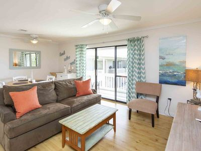 Photo for Delightful Condo in 30A - Knot A Worry at Beachwood Villas! ~ Enjoy Tennis Court