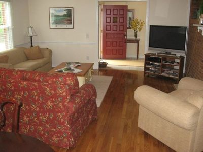 Photo for 4 BR/4 BA, 8 Full Size Beds, New Bathrooms, Near Pinehurst Resort, Wifi